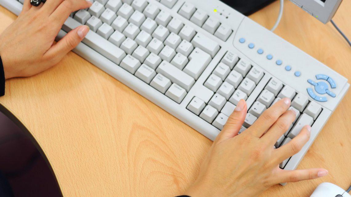 Sprawdźmy różne klawiatury